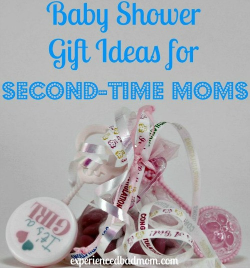 Best ideas about Gift Ideas From Baby To Mom . Save or Pin Baby Shower Gift Ideas for Second time Moms Experienced Now.