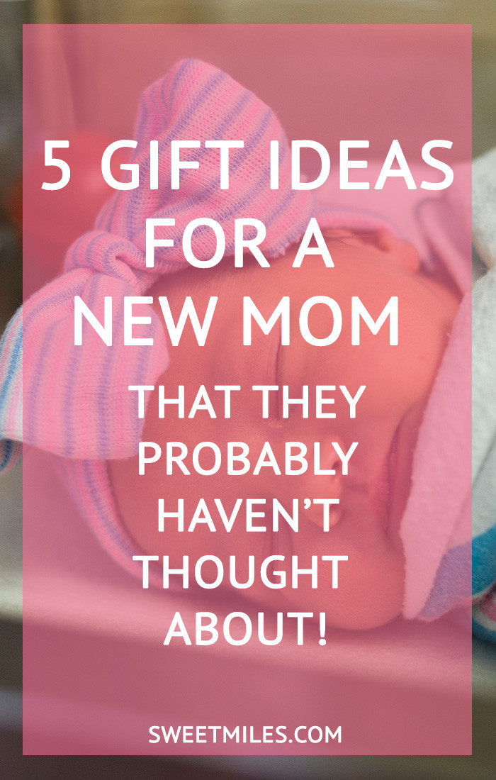 Best ideas about Gift Ideas From Baby To Mom . Save or Pin 5 Gift Ideas For a New Mom They May Not Think About Now.