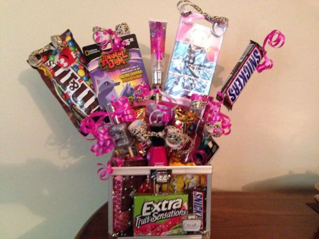 Best ideas about Gifts For 16th Birthday Girl . Save or Pin 16th Birthday Gift Basket Ideas Now.