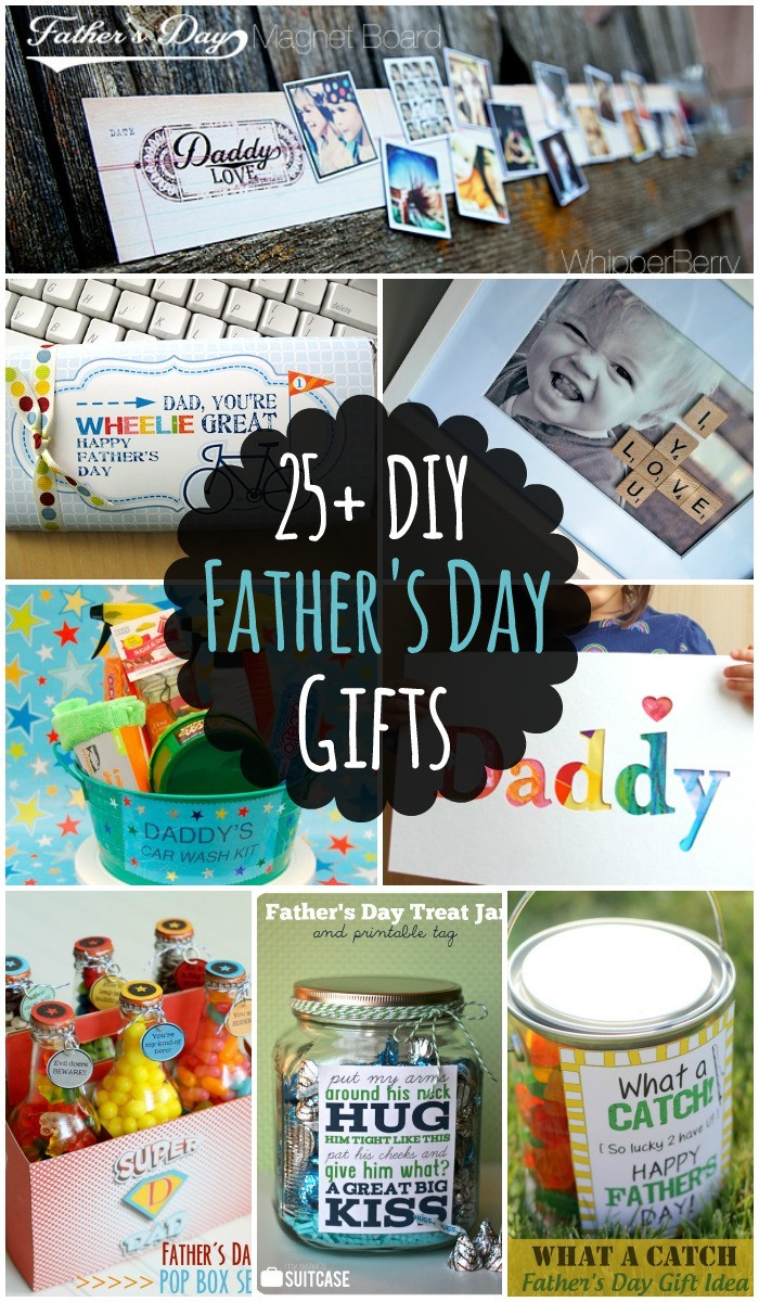 Best ideas about Gifts For Dad Birthday . Save or Pin 25 DIY Fathers Day Gift Ideas Now.