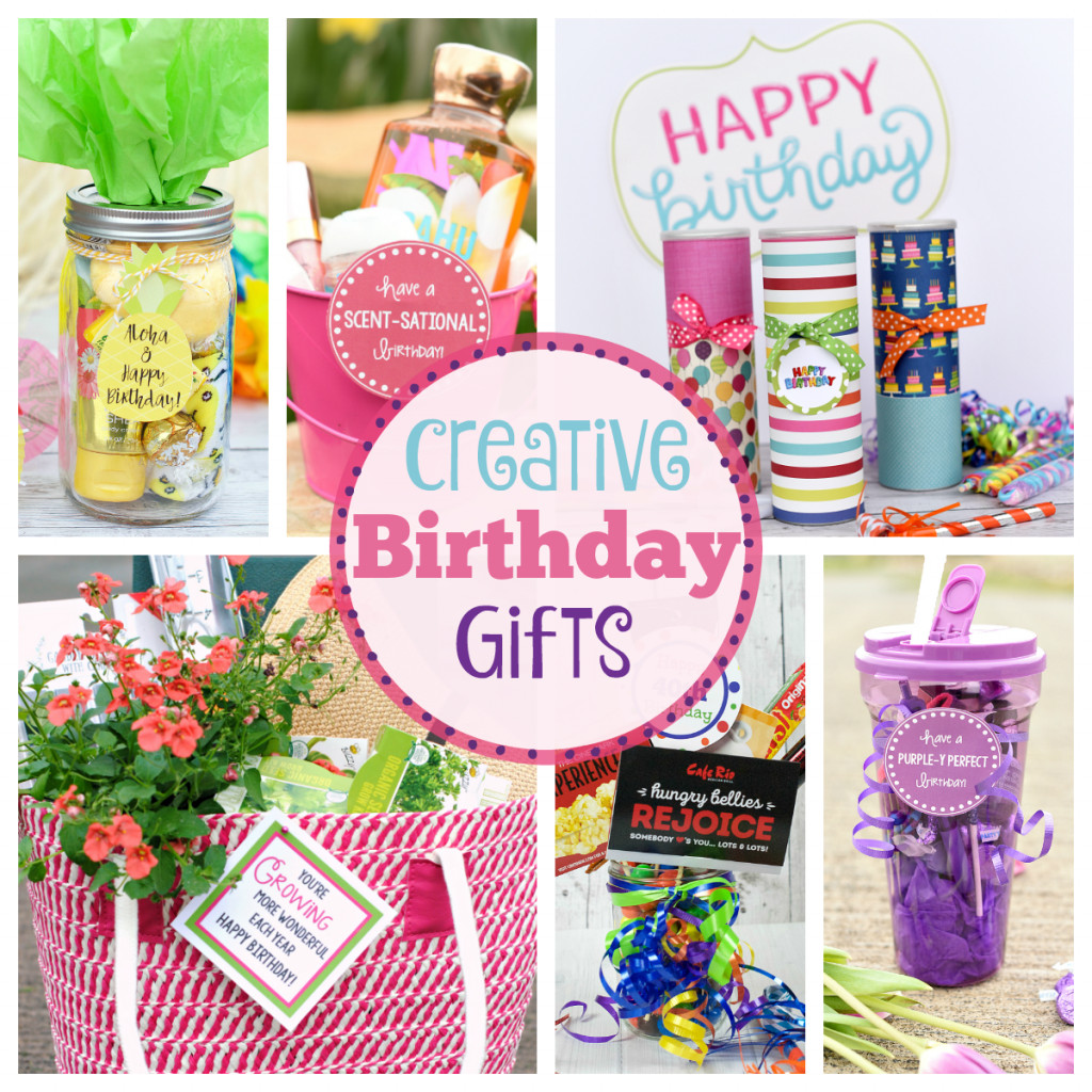 Best ideas about Gifts For Friends Birthday . Save or Pin Creative Birthday Gifts for Friends – Fun Squared Now.