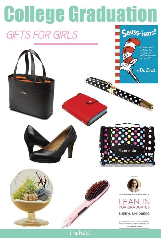 Best ideas about Girl Graduation Gift Ideas . Save or Pin Top 10 College Graduation Gift Ideas for Girls Now.