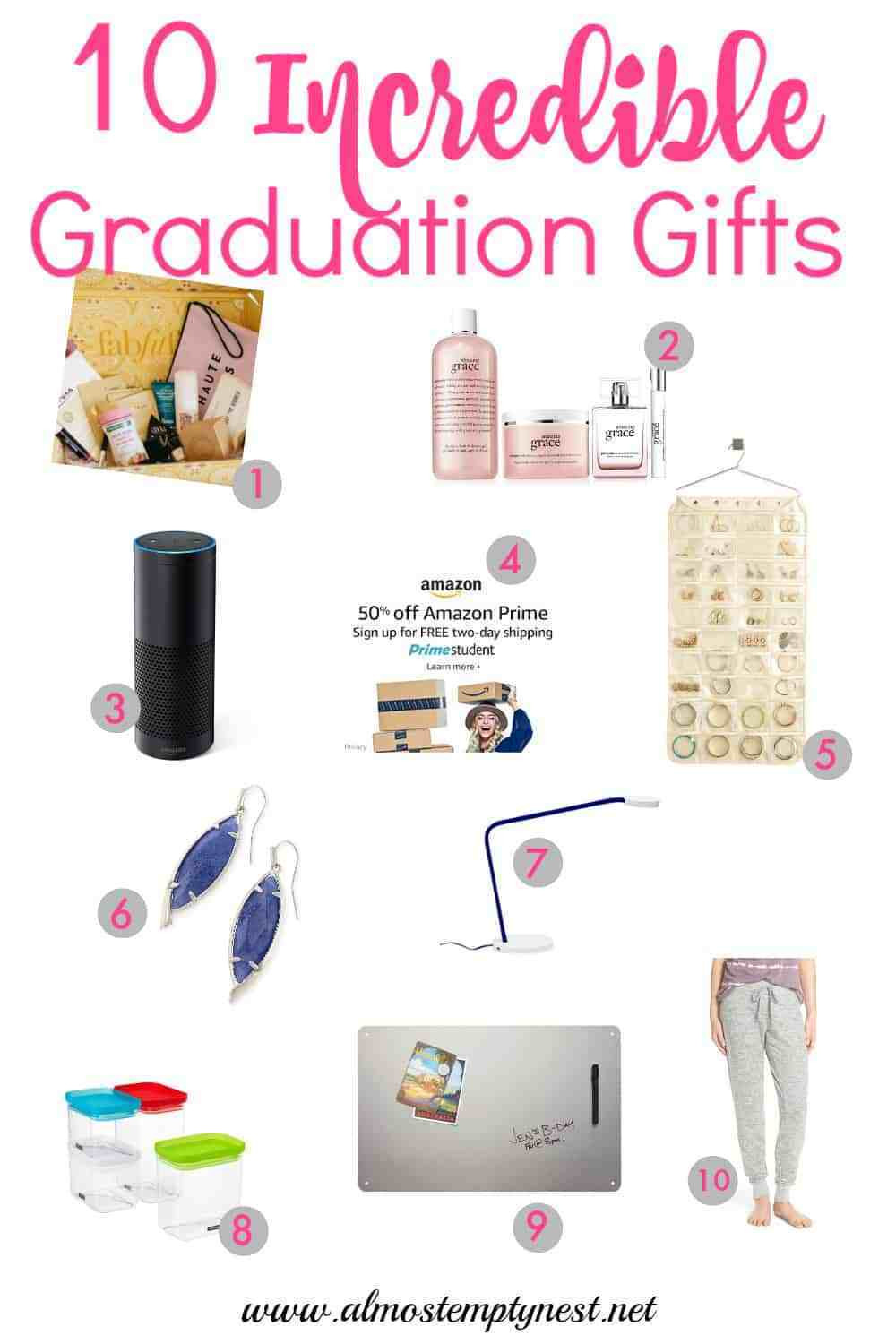 Best ideas about Girl Graduation Gift Ideas . Save or Pin 10 Incredible Graduation Gifts for Girls Almost Empty Nest Now.