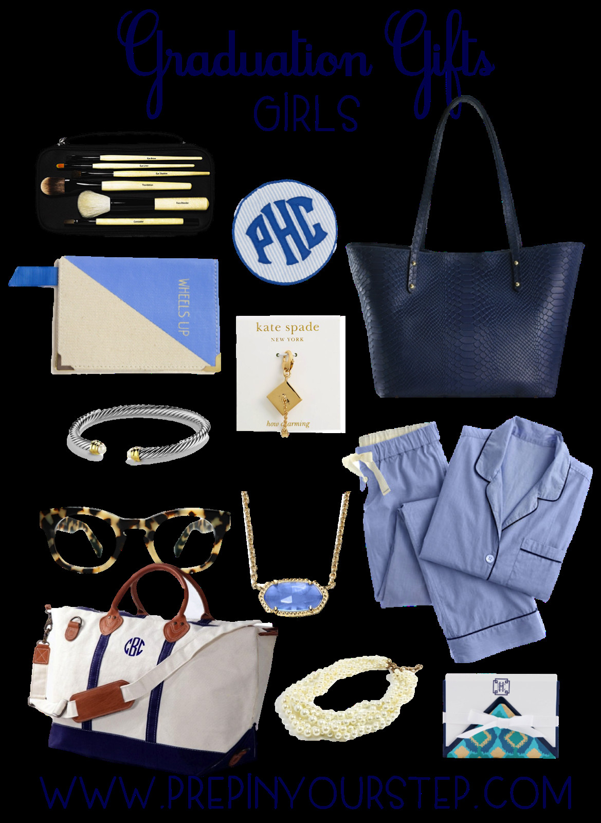 Best ideas about Girl Graduation Gift Ideas . Save or Pin Graduation Gift Ideas Guys & Girls The Monogrammed Life Now.