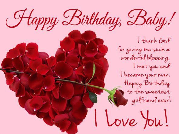 Best ideas about Girlfriend Birthday Wishes . Save or Pin Birthday wishes for girlfriend poems Now.