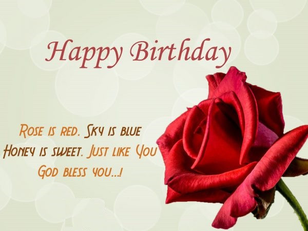 Best ideas about Girlfriend Birthday Wishes . Save or Pin Birthday Wishes for Girlfriend Love Quotes & Messages for Now.