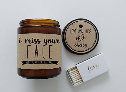 Best ideas about Girlfriend Gift Ideas Amazon . Save or Pin Amazon Long Distance Relationship Gift Missing You I Now.
