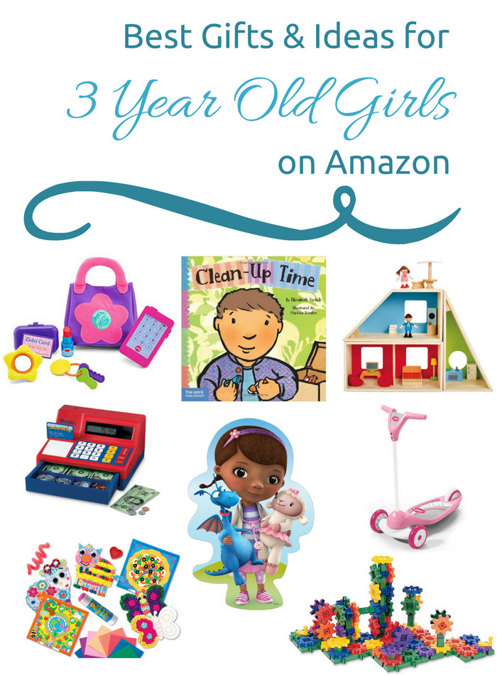 Best ideas about Girlfriend Gift Ideas Amazon . Save or Pin Best Gifts & Ideas for 3 Year Old Girls on Amazon Now.