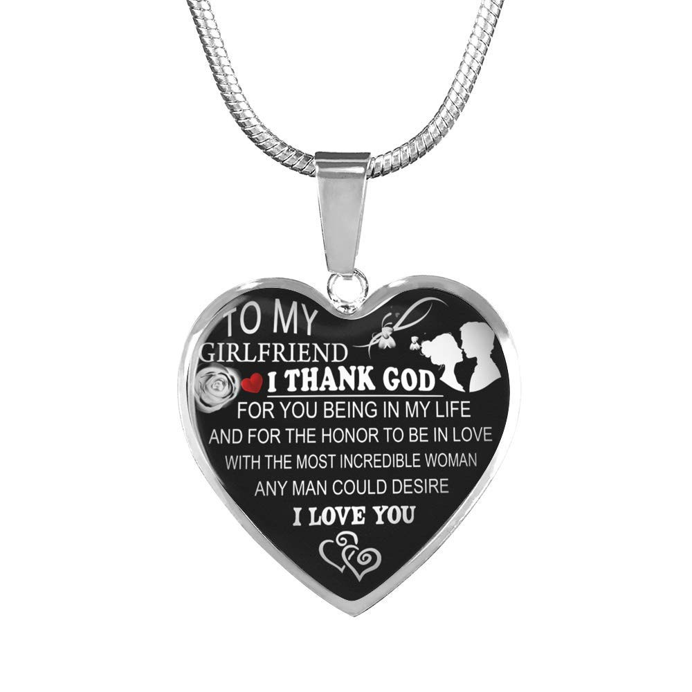 Best ideas about Girlfriend Gift Ideas Amazon . Save or Pin Amazon Luxury To My Girlfriend Necklace Best Gift For Now.