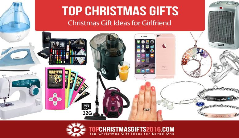 Best ideas about Girlfriend Gift Ideas Christmas . Save or Pin Best Christmas Gift Ideas for Your Girlfriend 2018 Now.