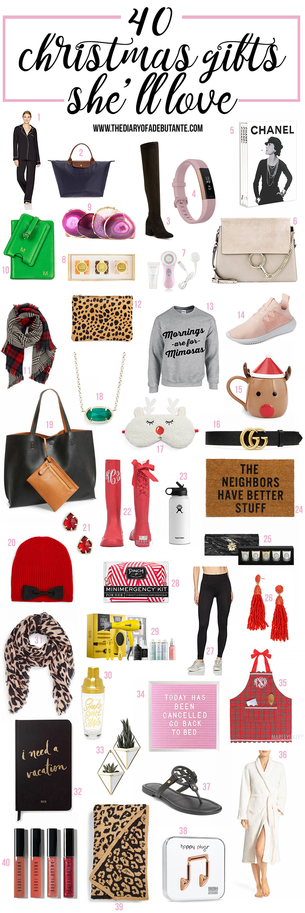 Best ideas about Girlfriend Gift Ideas Christmas . Save or Pin Cool Gift Ideas for Girlfriend Mom or BFF this Holiday Now.