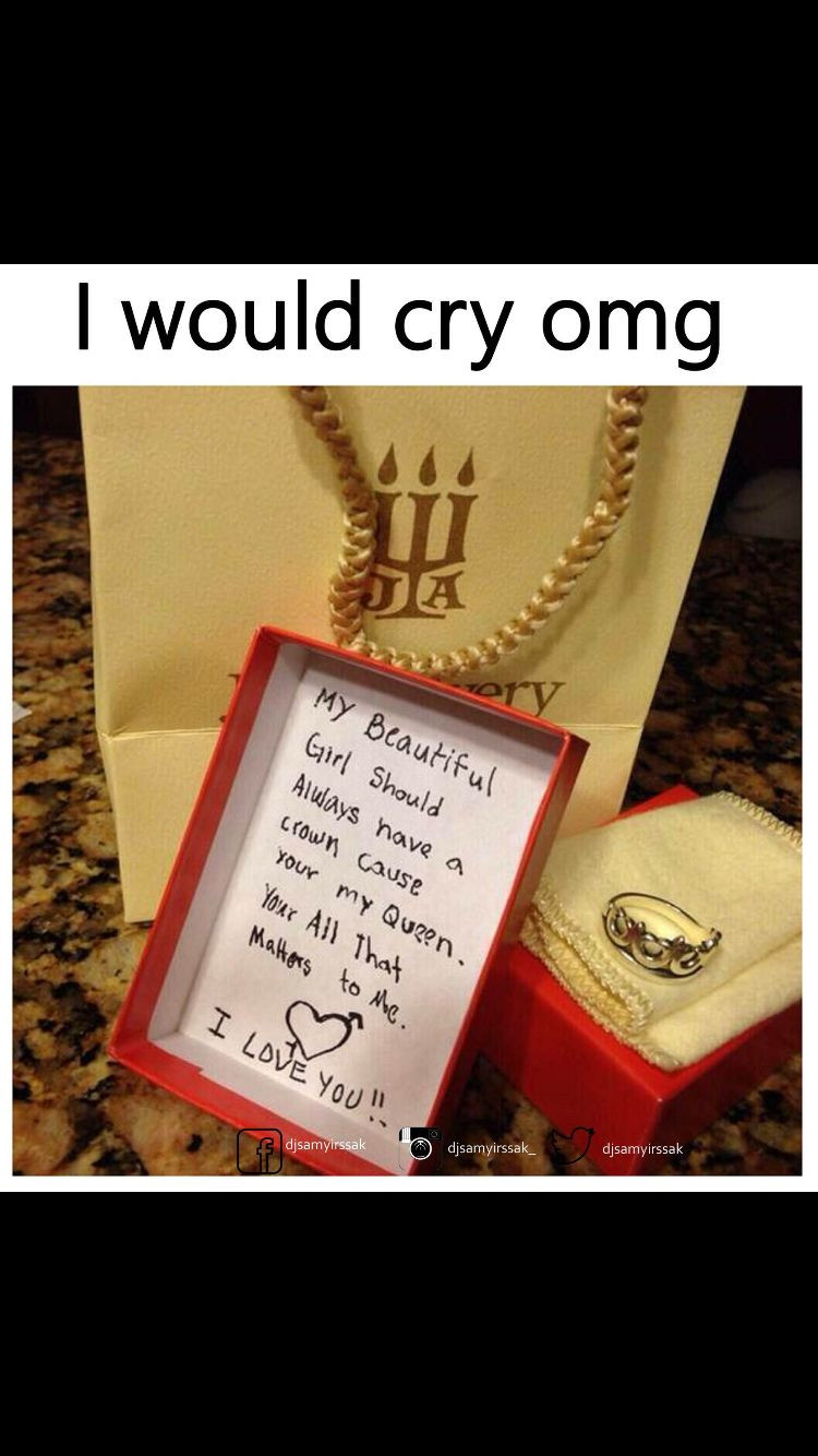 Best ideas about Girlfriend Gift Ideas . Save or Pin This is soooo cute and sweet Rings Now.