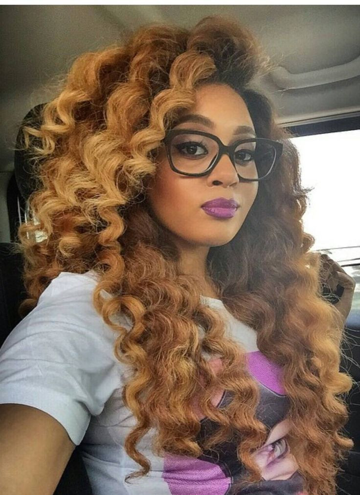 Best ideas about Girls Crochet Hairstyles . Save or Pin Crochet Braids Hairstyles For Lovely Curly Look Now.