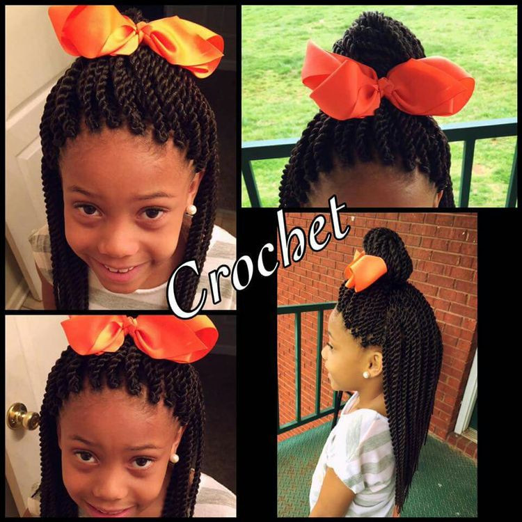 Best ideas about Girls Crochet Hairstyles . Save or Pin 1000 images about Girls braids on Pinterest Now.