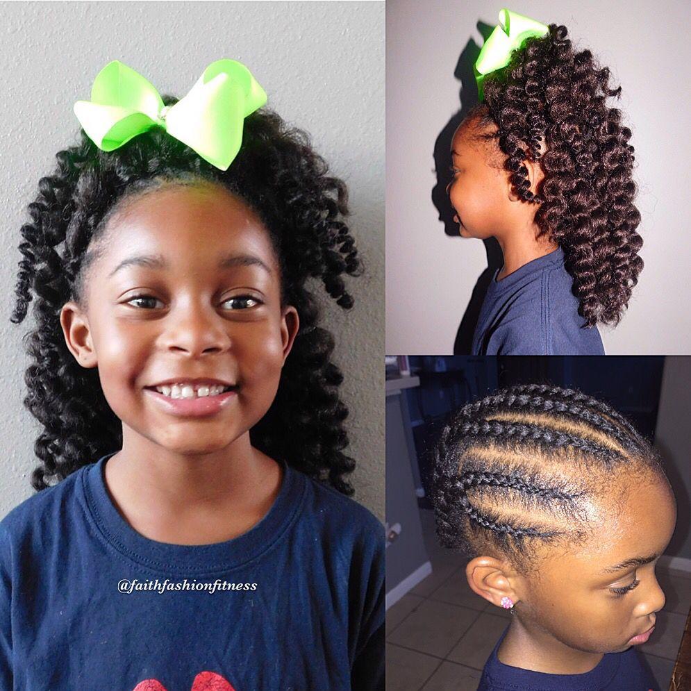 "Best ideas about Girls Crochet Hairstyles . Save or Pin Crochet braids using 12"" Havana twist Twist were Now."