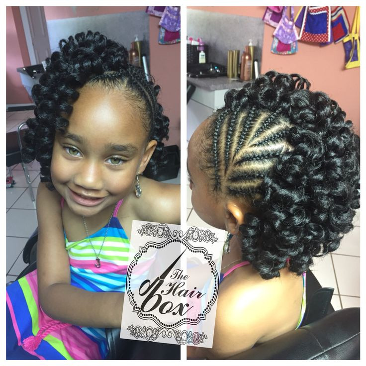 Best ideas about Girls Crochet Hairstyles . Save or Pin 66 best images about Crochet Braids on Pinterest Now.