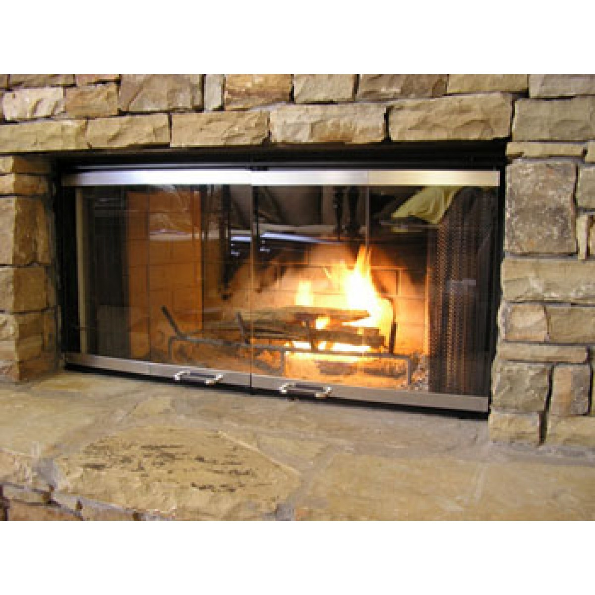 Best ideas about Glass Doors For Fireplace . Save or Pin Replacement Glass Doors Heatilator Fireplace Doors Now.