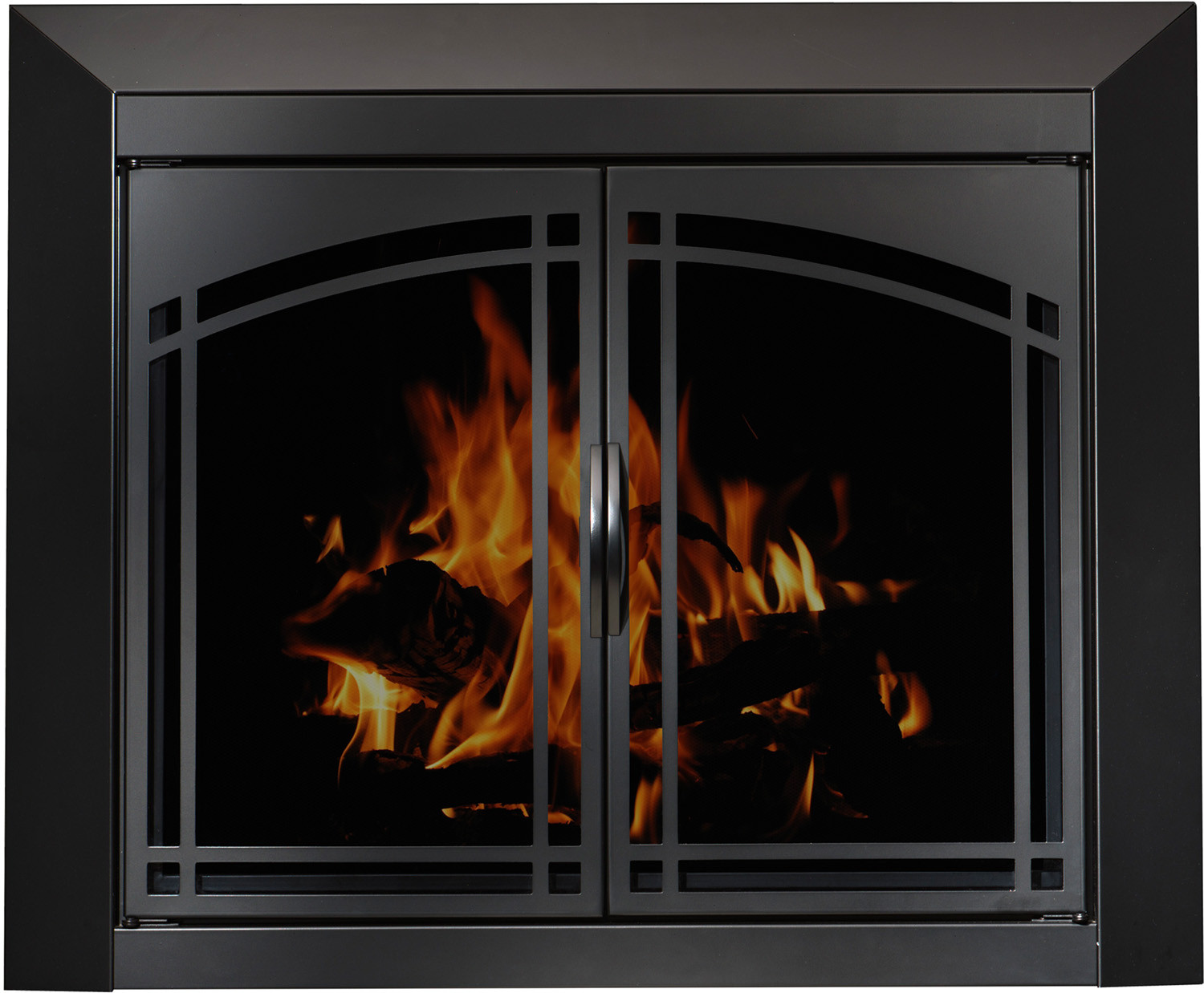Best ideas about Glass Doors For Fireplace . Save or Pin TECH X DIRECT Product Blog Glass Doors for Wood Fireplaces Now.