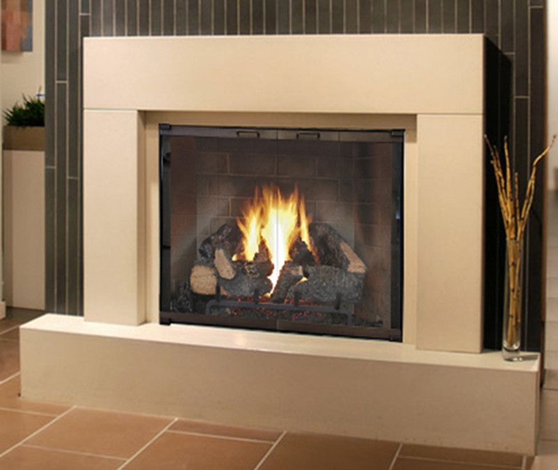 Best ideas about Glass Doors For Fireplace . Save or Pin Benefits of Glass Fireplace Doors Design Specialties Now.