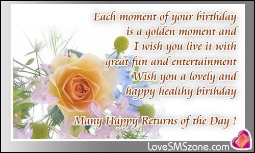 Best ideas about Golden Birthday Quotes . Save or Pin Golden Birthday Quotes QuotesGram Now.
