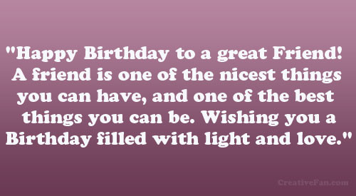 Best ideas about Good Birthday Quotes . Save or Pin Great Birthday Quotes For Men QuotesGram Now.