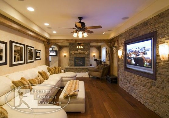 Best ideas about Great Basement Ideas . Save or Pin Great idea for a basement = Basement ideas Now.