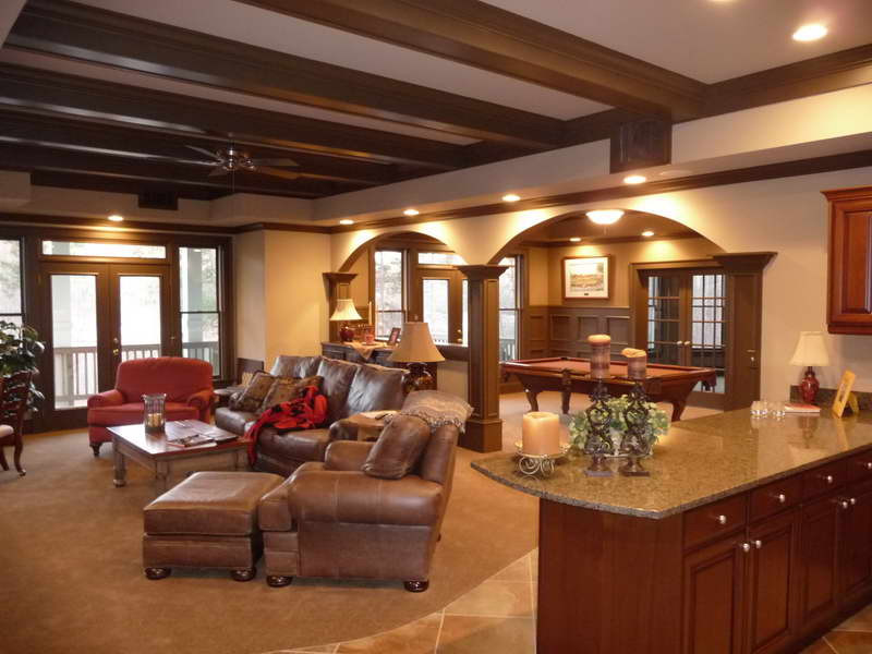 Best ideas about Great Basement Ideas . Save or Pin Decorating Your Basement is a Great Art Now.