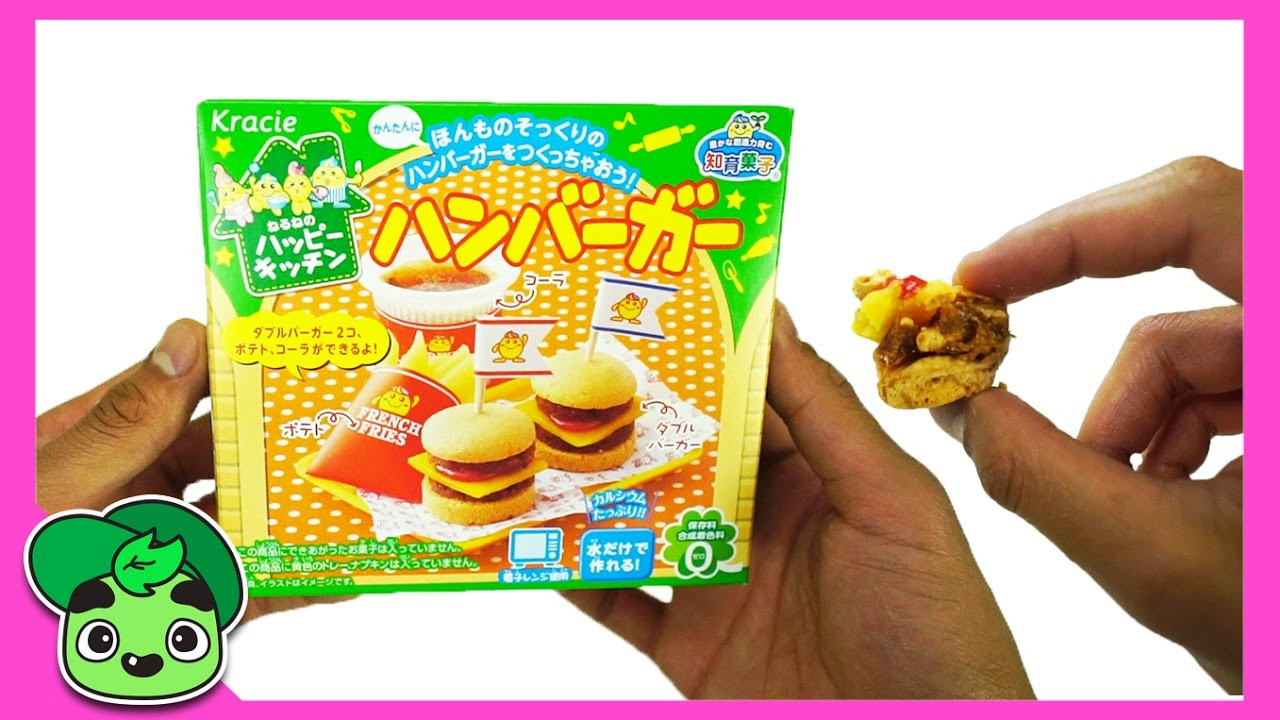 Best ideas about Guava Juice Box DIY Kit . Save or Pin GUAVA JUICE JR Gummy Burger and Fries Japanese DIY Kit Now.