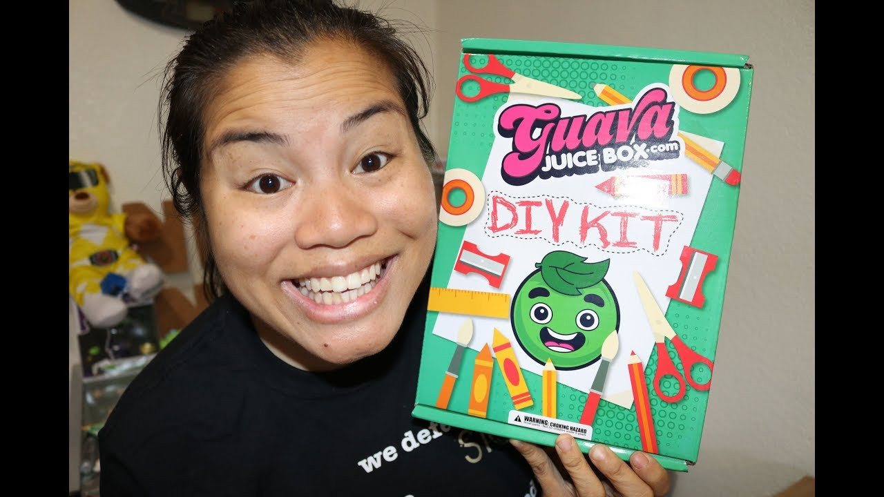 Best ideas about Guava Juice Box DIY Kit . Save or Pin 2017 September Guava Juice Box Unboxing [DIY Kit] Now.