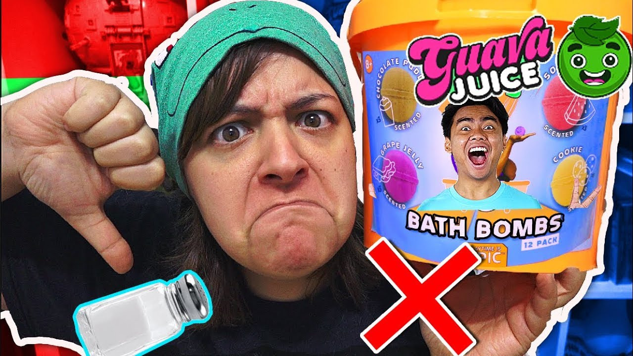 Best ideas about Guava Juice Box DIY Kit . Save or Pin DON T BUY 17 REASONS GUAVA JUICE BATH BOMB Kit is NOT Now.