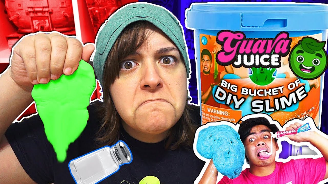 Best ideas about Guava Juice Box DIY Kit . Save or Pin DON T BUY 11 REASONS GUAVA JUICE SLIME Kit is NOT worth Now.