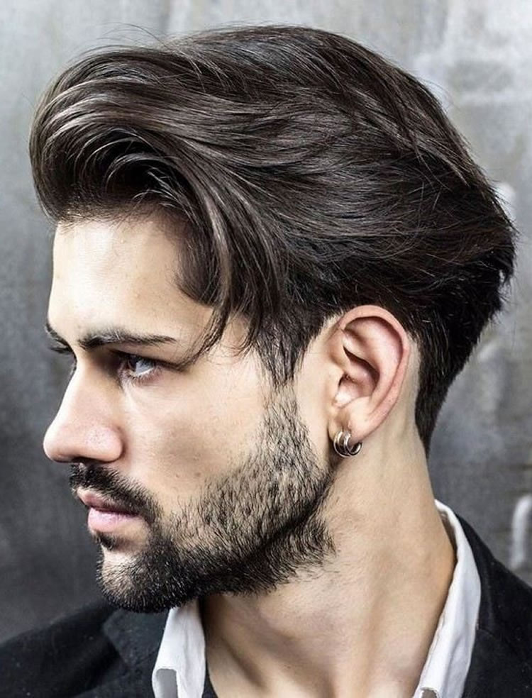 Best ideas about Guys Medium Hairstyles . Save or Pin 62 Most Stylish and Preferred Hairstyles for Men with Now.
