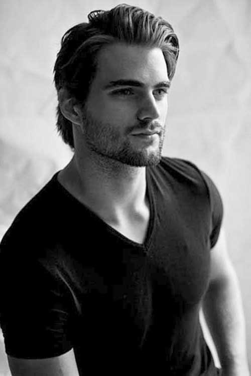 Best ideas about Guys Medium Hairstyles . Save or Pin 35 Mens Medium Hairstyles 2015 Now.