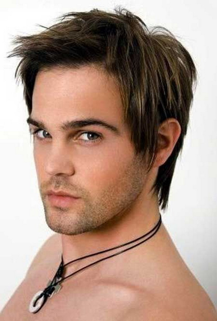 Best ideas about Guys Medium Hairstyles . Save or Pin medium length hairstyles mens 2014 Now.