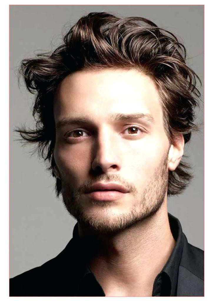 Best ideas about Guys Medium Hairstyles . Save or Pin Male Medium Hairstyles Medium Length Side Part Male Now.