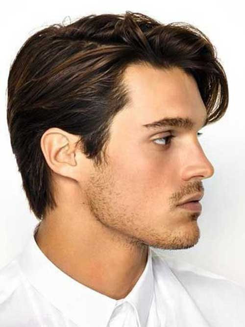 Best ideas about Guys Medium Hairstyles . Save or Pin Remarkable Medium Haircuts for Men Now.