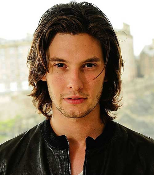 Best ideas about Guys Medium Hairstyles . Save or Pin 20 Cool Men Medium Hairstyles Now.