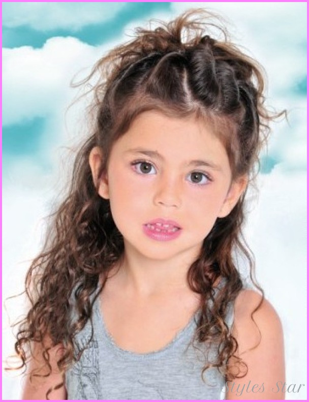 Best ideas about Haircuts For Kids Girls . Save or Pin Different haircuts for kids girls StylesStar Now.