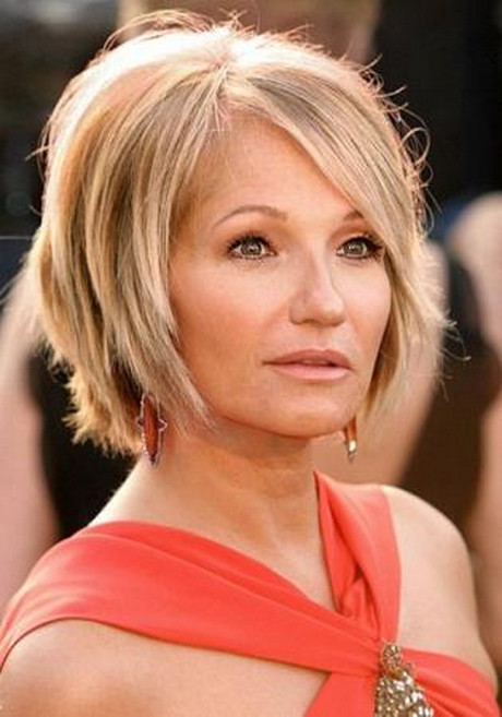 Best ideas about Haircuts For Women In Their 50S . Save or Pin Short hairstyles for women in their 50s Now.
