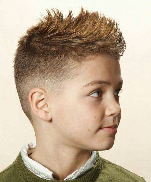 Best ideas about Haircuts Styles For Kids Boys . Save or Pin Best 25 Kids hairstyles boys ideas on Pinterest Now.