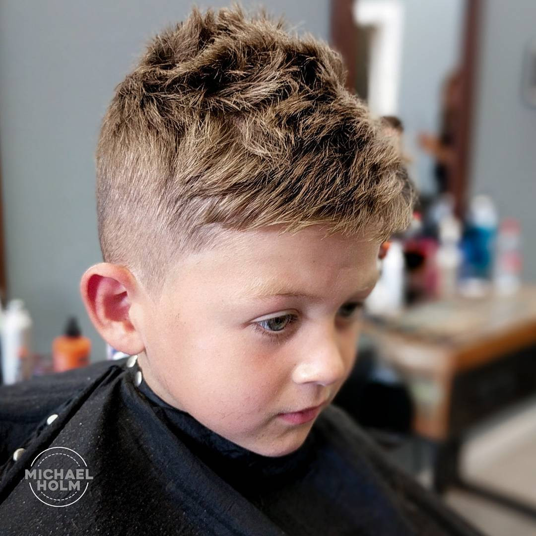 Best ideas about Haircuts Styles For Kids Boys . Save or Pin Toddler Boy Haircuts Now.
