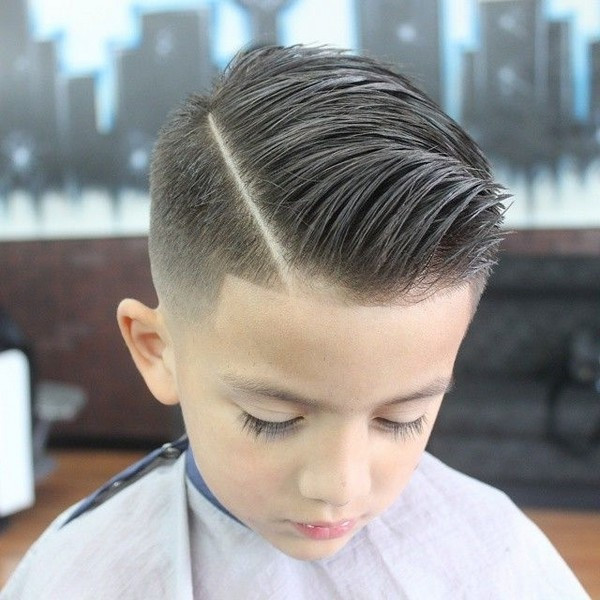 Best ideas about Haircuts Styles For Kids Boys . Save or Pin Short and Trendy Haircuts for Kids Hair Styles Now.