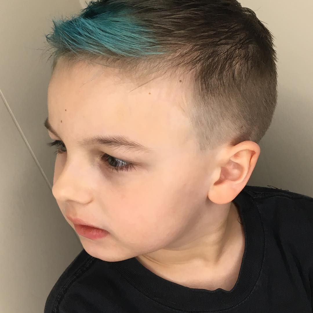 Best ideas about Haircuts Styles For Kids Boys . Save or Pin 25 Cool Haircuts For Boys 2017 Now.