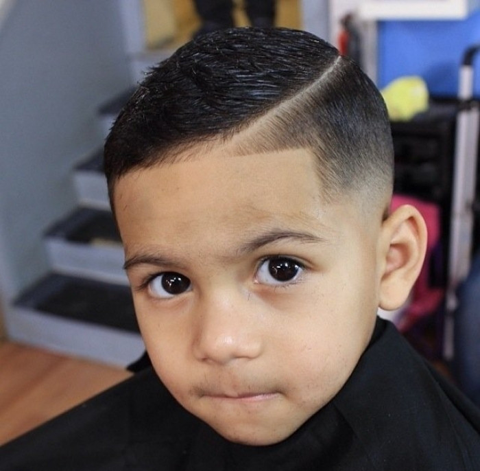 Best ideas about Haircuts Styles For Kids Boys . Save or Pin 30 Toddler Boy Haircuts For Cute & Stylish Little Guys Now.
