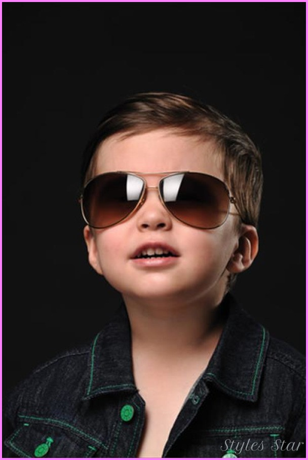 Best ideas about Haircuts Styles For Kids Boys . Save or Pin Cool little boy long haircuts StylesStar Now.