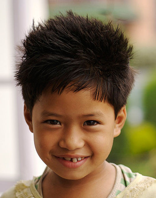 Best ideas about Haircuts Styles For Kids Boys . Save or Pin 30 Sweet Hairstyles For Kids Now.