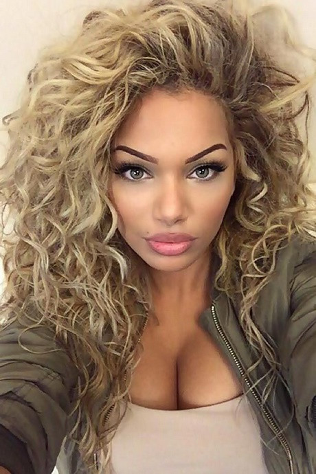 Best ideas about Hairstyle For Curly Hair Girl . Save or Pin Everyday hairstyles for long curly hair Now.