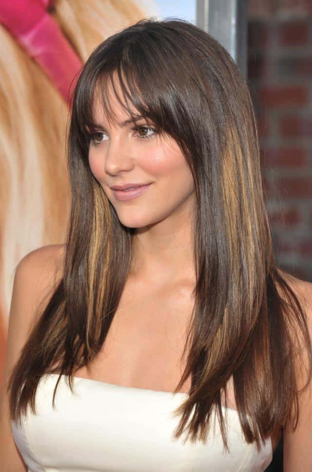 Best ideas about Hairstyle For Long Thin Face . Save or Pin 12 Hottest La s Hairstyles for Long Faces SheIdeas Now.