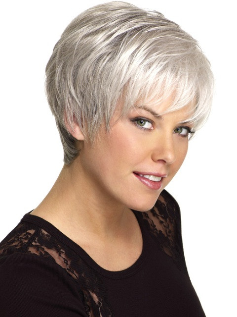 Best ideas about Hairstyle For Short Fine Hair . Save or Pin 15 Tremendous Short Hairstyles for Thin Hair – Now.
