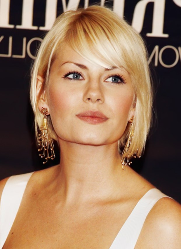 Best ideas about Hairstyle For Short Fine Hair . Save or Pin Short Hairstyle Bob Hair for Fine Hair Now.